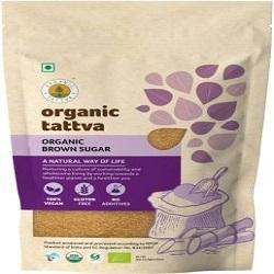 Organic Tattva Brown Sugar  (500 g)
