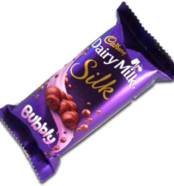Cadbury Silk Bubbly