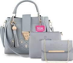 1 Set of 3 Bags – Elegant Ladies Bag