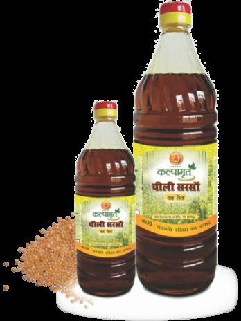 Kalpamrit Mustard Oil – 1 Ltr