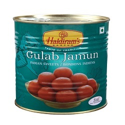 Haldirams Gulab Jamun, 1kg – Styledivahub