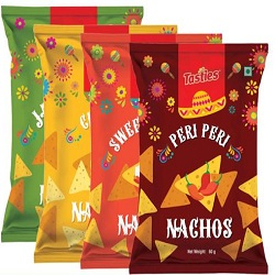 Tasties Nacho Chips Party Pack