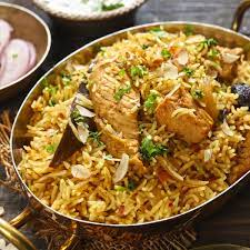Chicken Polao – Bisarga Food Delivery