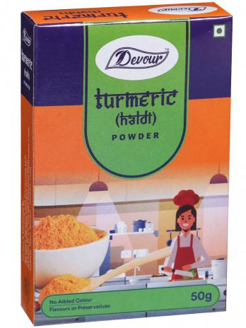 Turmeric box-50g