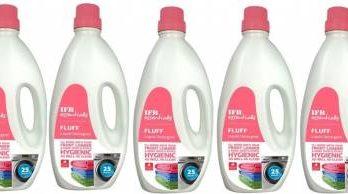 IFB Fluff liquid detergent 5 bottle Multi-Fragrance Liquid Detergent (5 x 1 L) – Bisarga Online Supermarket India
