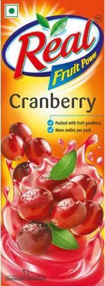 Real Fruit Juice – Cranberry (1 L) – Bisarga Online Supermarket India