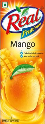 Real Fruit Juice – Mango (1 L) – Bisarga Online Supermarket India