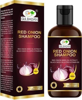 GULBADAN Red Onion Hair Fall Shampoo