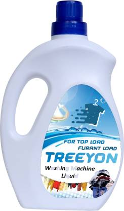 TREEYON STORE Washing Machine Liquid For Front Load And Top Load Multi Flower Fragrance Multi-Fragrance Liquid Detergent Multi-Fragrance Liquid Detergent (1000 ml) – Bisarga Online Supermarket In India
