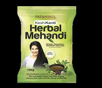 PATANJALI HERBAL MEHANDI 100 GM