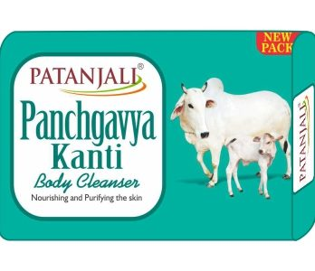PATANJALI PANCHGAVYA BODY CLEANSER 150 GM