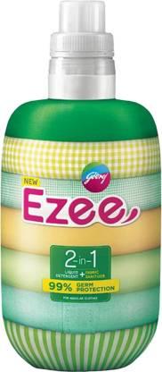godrej ezee 2-in-1 Fabric Sanitizer Liquid Detergent (1 kg) – Bisarga Online Supermarket In India