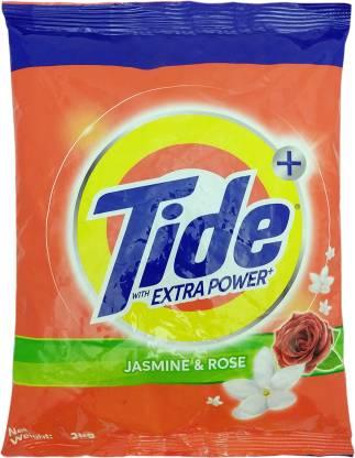 Tide Plus Jasmine and Rose Detergent Powder 2 kg – Bisarga Online Supermarket India