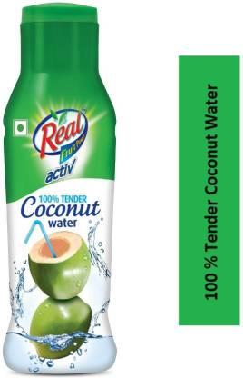 Real Activ 100% Tender Coconut Water (200 ml) – Bisarga Online Supermarket India