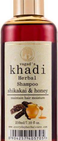 Vagad's khadi Shikakai Honey Shampoo