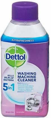 Dettol Washing Machine Cleaner 250ml Lavender Lavender Liquid Detergent – Bisarga Online Supermarket Delhi