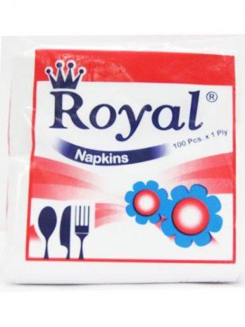 Premier Royal – Soft Napkins, 100 pcs Pouch – Bisarga Online Supermarket India