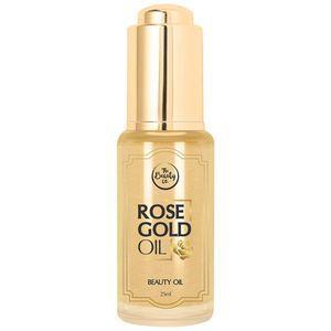 Rose gold beauty oil