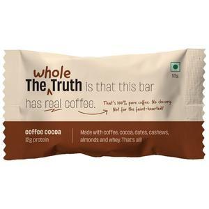 Protein bars-coffee cocoa