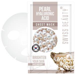 Sheet mask – Pearl hyaluronic, anti-ageing