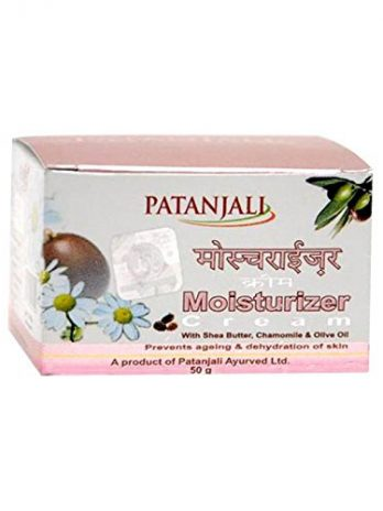 PATANJALI Shea Butter, Chamomile & Olive Oil Moisturizer Pack 2-50 Gm Skin care and Beauty Products