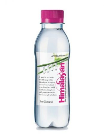 Himalayan The Natural Mineral Water, 200ml