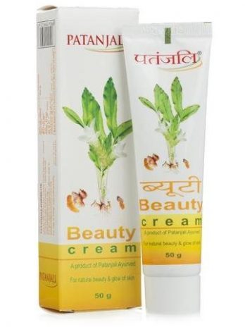 Patanjali Beauty Cream, 50g (Pack of 2)
