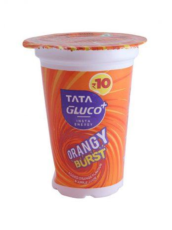 Tata Gluco Plus Insta Energy Drink – 200ml (Orange)