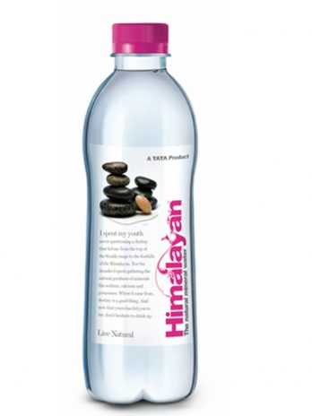 Himalayan Natural Mineral Water Bottle, 750ml