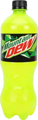 Mountain Dew Plastic Bottle (750 ml)