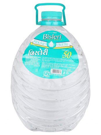 Bisleri Mineral Water, 5 L – Bisarga Online Supermarket India
