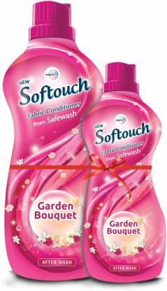 Softouch Garden Bouquet Fabric Conditioner (1260 ml) – Bisarga Online Supermarket India