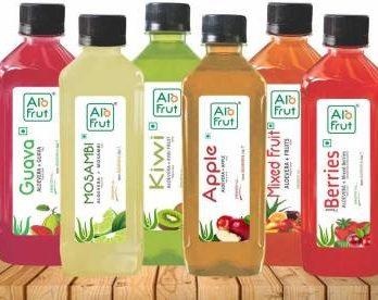 ALOFRUT Juice Taste Combo, 200 ml – Pack of 12 (12 x 200 ml) – Bisarga Online Grocery Shopping Delivery