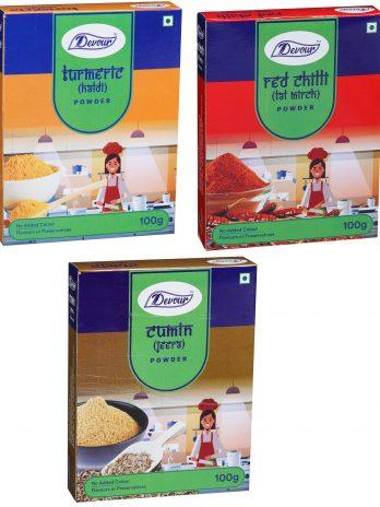 Devour Kitchen Combo Pack-100g