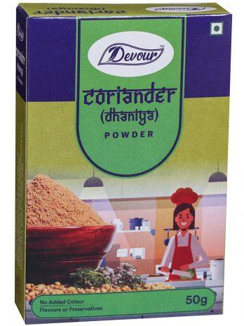 Devour Coriander (Dhania) Powder-50g