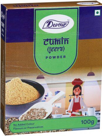 Devour Cumin (Jeera) Powder-100g