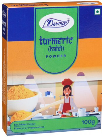 Devour Turmeric (Haldi) Powder-100g