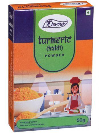 Devour Turmeric (Haldi) Powder-50g