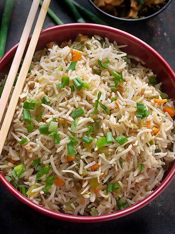 Vegetables Fried Rice