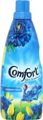 Comfort After Wash Morning Fresh Fabric Conditioner (860 ml) – Bisarga Online Supermarket India