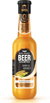 PARK AVENUE Beer Shiny and Bouncy Shampoo (180 ml) Bisarga Online Supermarket India