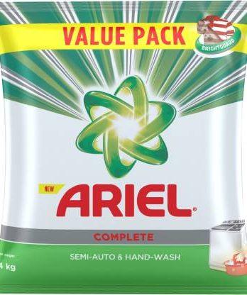 Ariel Complete Detergent Powder 4 kg – Bisarga Online Supermarket In Bangalore