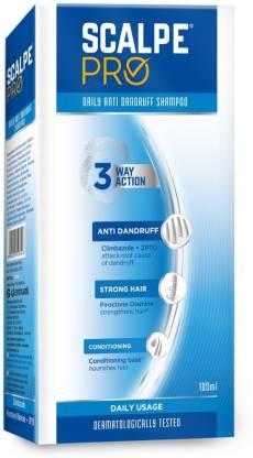 Scalpe Pro Daily Anti Dandruff Shampoo (100 ml)