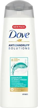 DOVE Dandruff Clean & Fresh Shampoo (180 ml)