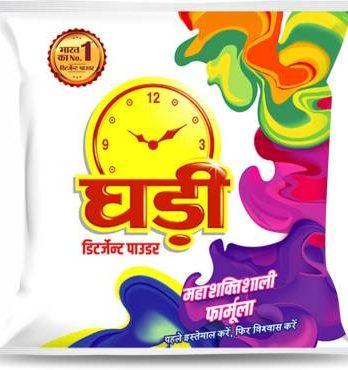 Ghadi Detergent Powder 3 kg – Bisarga Online Supermarket Mumbai