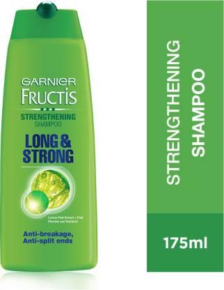 GARNIER Fructis Long And Strong Shampoo (175 ml)