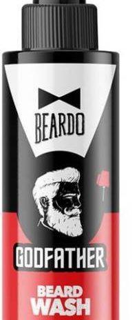 BEARDO Godfather Beard Wash for men, 100 ml |
