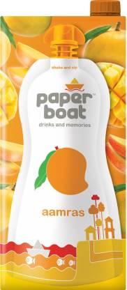 Paper boat Juice – Aamras (1 L) –