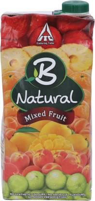 B Natural Mixed Fruit (1 L) – Bisarga Online Supermarket India
