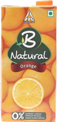 B Natural Orange – Juice (1 L) – Bisarga Online Supermarket India